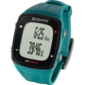 SIGMA SPORT ID.Run Urheilukello, lime green